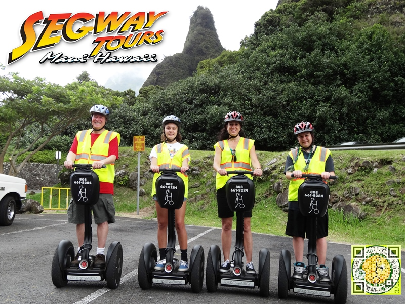 Best Segway tours for best prices Maui Hawaii